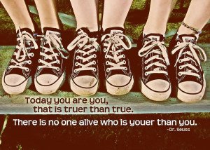 All Star Identity Quote Photograph