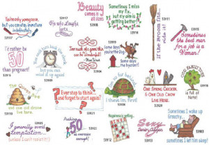 AD-1380: Cute & Funny Sayings Embroidery Designs
