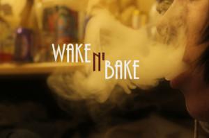 weed #wake and bake #wake n bake #smoke #Marijuana #bud #thc #pot