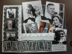 scrapbook art designs