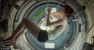 Sandra Bullock should have been wearing nappies': Astronaut explains ...