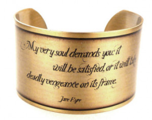 ... , Jane Eyre Jewelry, Charlotte Brontë Quotes, Classic Literature