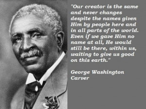 George washington carver famous quotes 5