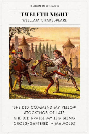 Twelfth Night quote when Malvolio speaks about how compliments are ...