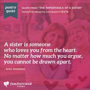 home family poems sister poems sister poems