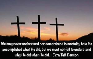 Ezra Taft Benson quote