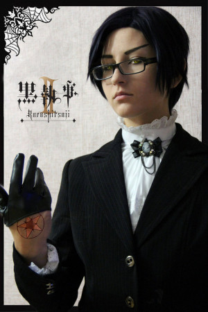 Black Butler II - Claude Faustus by KaiJiGoku