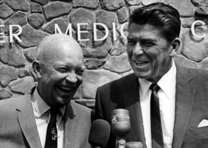 Dwight David Eisenhower - Gov. Ronald Reagan News - Photos - Quotes ...