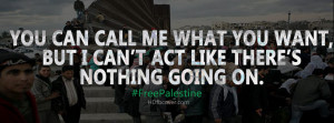 Free Palestine quotes quotes facebook cover photo