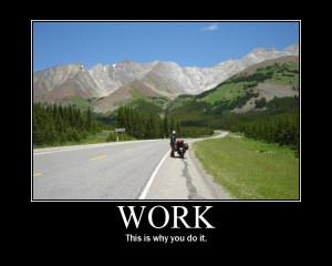 No bees, no honey; no work, no money. – Proverbs