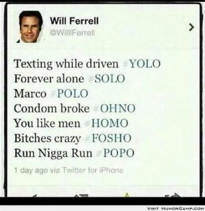 Will ferrel - YOLO
