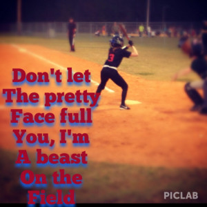 Softball Is Life Quotes Softball quotes