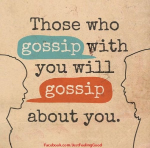 QUOTES: ON GOSSIP AND RUMORS | feed your mind.
