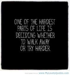 Difficult Love Quotes