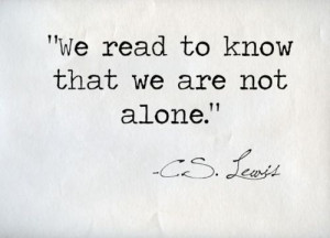 love C.S. Lewis quotes