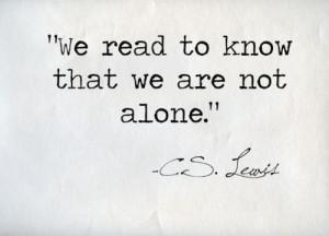 love C.S. Lewis quotes