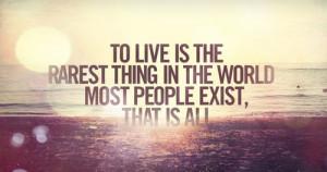 beach, future, inspirational quotes, life, live, love, ocean, photo ...