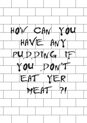 Pink Floyd Quotes From Lyrics ~ Pink Floyd Lyrics - Another Brick In ...