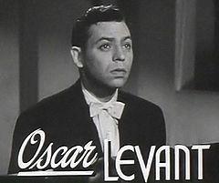 Oscar Levant Quote