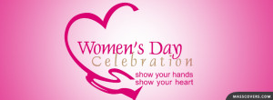 Women's Day Celebration Facebook Cover