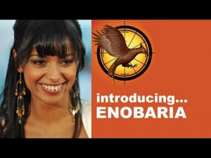 The Hunger Games 2 - Meta Golding is Enobaria in Catching Fire ...