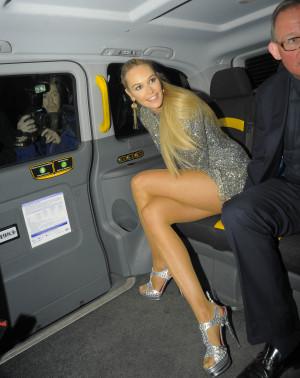Eva Mendes Leaving Lax Airport