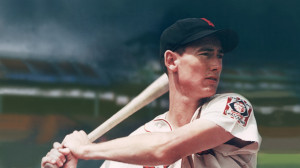 Ted Williams, Mexican American Baseball Superstar, War Hero