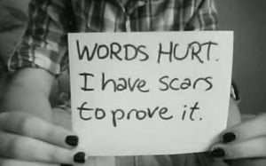 Some emotional scars are visible. Photo via