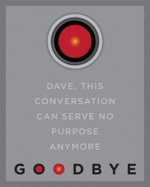 Hal 9000 Quotes http://www.pinterest.com/pin/415597871833378619/