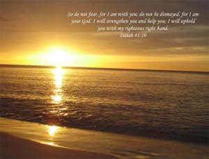 So be encouraged beloved,