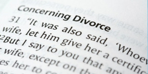 physical where divorce bondage biblical divorce which allow her ...