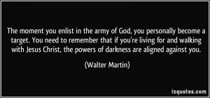 More Walter Martin Quotes