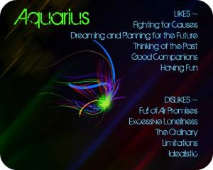 Aquarius Quotes Love