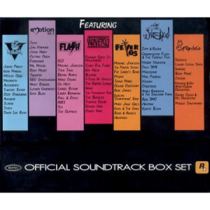 Grand Theft Auto: Vice City Official Soundtrack Box Set