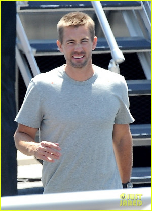 Paul Walker's Lookalike Brothers Spotted Again on 'Fast & Furious' Set