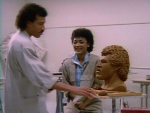 To help improve the quality of the lyrics, visit Lionel Richie ...