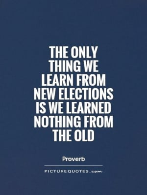 election quote 1