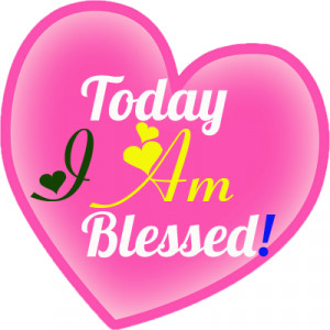 today-i-am-blessed-quotes