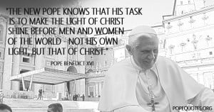 new-pope-knows-that-his-task-is-to-make-the-light-of-christ-shine-pope ...