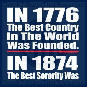 Sorority Bid Day Recruitment And Fraternity Rush Shirts With GreekT