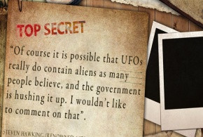 Quotes about UFOs and Aliens