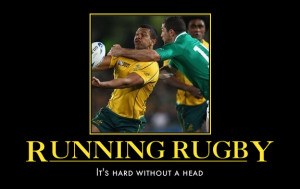 Funny Rugby World Credited