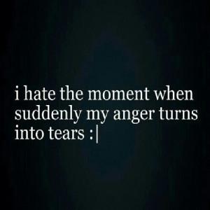 Frustration...