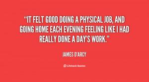 Doing a Good Job Quotes