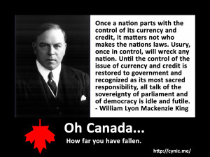 Once a nation parts with the control of its currency and credit, it ...
