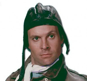 Sharlto Copley Dwight Schultz