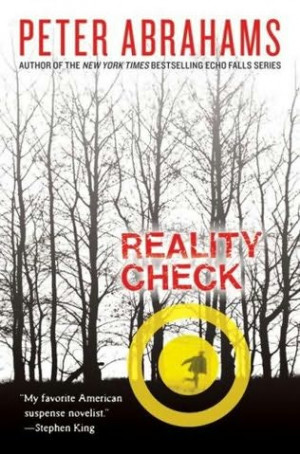 Reality Check is another great mystery for teens, and I'm really ...