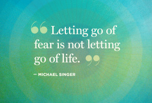 ... these thoughts from Michael Singer, author of The Untethered Soul