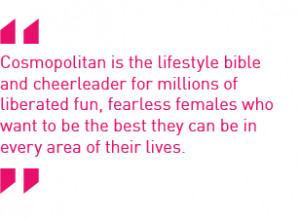 Click here to become a Cosmopolitan Licensee