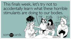Sh*t Nursing Students say...